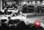 Image of Belsen Concentration camp Germany, 1945, second 10 stock footage video 65675053644