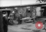 Image of Belsen Concentration camp Germany, 1945, second 19 stock footage video 65675053644