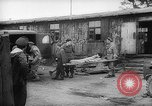 Image of Belsen Concentration camp Germany, 1945, second 20 stock footage video 65675053644