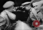 Image of Belsen Concentration camp Germany, 1945, second 24 stock footage video 65675053644