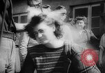 Image of Belsen Concentration camp Germany, 1945, second 30 stock footage video 65675053644