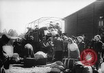 Image of Belsen Concentration camp Germany, 1945, second 31 stock footage video 65675053644