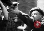 Image of Belsen Concentration camp Germany, 1945, second 37 stock footage video 65675053644