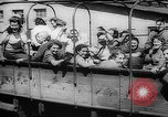 Image of Belsen Concentration camp Germany, 1945, second 38 stock footage video 65675053644