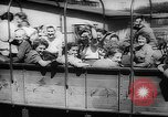 Image of Belsen Concentration camp Germany, 1945, second 39 stock footage video 65675053644