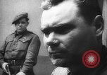 Image of Belsen Concentration camp Germany, 1945, second 48 stock footage video 65675053644