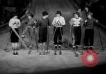 Image of indoor ski slope New York City USA, 1936, second 11 stock footage video 65675053650