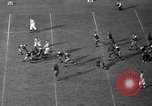 Image of football match Los Angeles California USA, 1936, second 48 stock footage video 65675053652