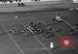 Image of football match Los Angeles California USA, 1936, second 62 stock footage video 65675053652