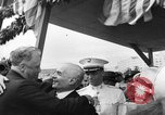 Image of Franklin Roosevelt Montevideo Uruguay, 1936, second 18 stock footage video 65675053655