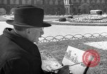 Image of Eiffel Tower Paris France, 1938, second 35 stock footage video 65675053813