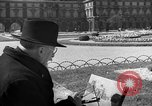 Image of Eiffel Tower Paris France, 1938, second 37 stock footage video 65675053813