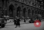 Image of Paintings returned to Louvre Museum after World War II Paris France, 1946, second 32 stock footage video 65675053943