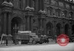 Image of Paintings returned to Louvre Museum after World War II Paris France, 1946, second 58 stock footage video 65675053943