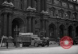 Image of Paintings returned to Louvre Museum after World War II Paris France, 1946, second 59 stock footage video 65675053943