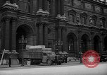 Image of Paintings returned to Louvre Museum after World War II Paris France, 1946, second 62 stock footage video 65675053943