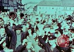 Image of German prisoners march Pilsen Czechoslovakia, 1945, second 15 stock footage video 65675055604