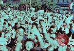Image of German prisoners march Pilsen Czechoslovakia, 1945, second 23 stock footage video 65675055604