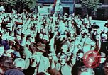 Image of German prisoners march Pilsen Czechoslovakia, 1945, second 26 stock footage video 65675055604