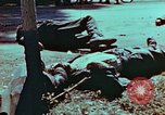 Image of German soldiers killed by Czechs, in Pilsen Czechoslovakia, a month be Pilsen Czechoslovakia, 1945, second 14 stock footage video 65675055606