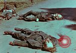 Image of German soldiers killed by Czechs, in Pilsen Czechoslovakia, a month be Pilsen Czechoslovakia, 1945, second 25 stock footage video 65675055606