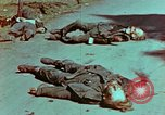 Image of German soldiers killed by Czechs, in Pilsen Czechoslovakia, a month be Pilsen Czechoslovakia, 1945, second 32 stock footage video 65675055606