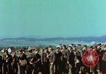 Image of German troops that have surrendered Pilsen Czechoslovakia, 1945, second 3 stock footage video 65675055607
