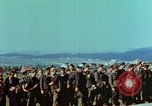 Image of German troops that have surrendered Pilsen Czechoslovakia, 1945, second 6 stock footage video 65675055607