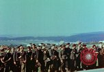 Image of German troops that have surrendered Pilsen Czechoslovakia, 1945, second 7 stock footage video 65675055607