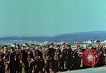 Image of German troops that have surrendered Pilsen Czechoslovakia, 1945, second 8 stock footage video 65675055607