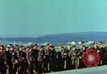 Image of German troops that have surrendered Pilsen Czechoslovakia, 1945, second 9 stock footage video 65675055607
