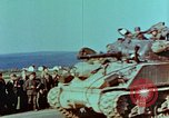 Image of German troops that have surrendered Pilsen Czechoslovakia, 1945, second 13 stock footage video 65675055607
