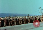 Image of German troops that have surrendered Pilsen Czechoslovakia, 1945, second 17 stock footage video 65675055607
