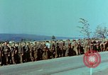 Image of German troops that have surrendered Pilsen Czechoslovakia, 1945, second 19 stock footage video 65675055607