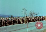 Image of German troops that have surrendered Pilsen Czechoslovakia, 1945, second 22 stock footage video 65675055607