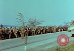 Image of German troops that have surrendered Pilsen Czechoslovakia, 1945, second 26 stock footage video 65675055607