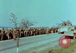 Image of German troops that have surrendered Pilsen Czechoslovakia, 1945, second 28 stock footage video 65675055607