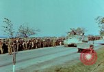 Image of German troops that have surrendered Pilsen Czechoslovakia, 1945, second 30 stock footage video 65675055607