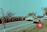 Image of German troops that have surrendered Pilsen Czechoslovakia, 1945, second 31 stock footage video 65675055607