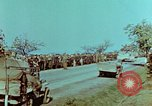 Image of German troops that have surrendered Pilsen Czechoslovakia, 1945, second 44 stock footage video 65675055607