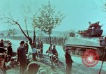 Image of German troops that have surrendered Pilsen Czechoslovakia, 1945, second 52 stock footage video 65675055607