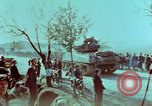 Image of German troops that have surrendered Pilsen Czechoslovakia, 1945, second 54 stock footage video 65675055607