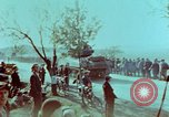 Image of German troops that have surrendered Pilsen Czechoslovakia, 1945, second 55 stock footage video 65675055607