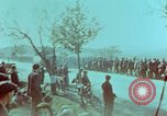 Image of German troops that have surrendered Pilsen Czechoslovakia, 1945, second 59 stock footage video 65675055607