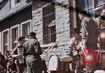 Image of Victory in Europe Day celebration Germany, 1945, second 1 stock footage video 65675055962