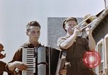 Image of Victory in Europe Day celebration Germany, 1945, second 18 stock footage video 65675055962