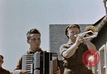 Image of Victory in Europe Day celebration Germany, 1945, second 21 stock footage video 65675055962