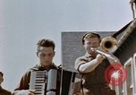 Image of Victory in Europe Day celebration Germany, 1945, second 22 stock footage video 65675055962