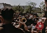 Image of Victory in Europe Day celebration Germany, 1945, second 40 stock footage video 65675055962