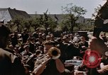 Image of Victory in Europe Day celebration Germany, 1945, second 42 stock footage video 65675055962